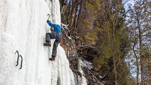 Photo de l'activité Aventure verticale - Glace