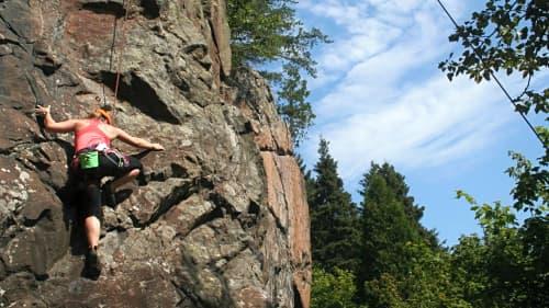 Photo de l'activité Aventure verticale - Roche