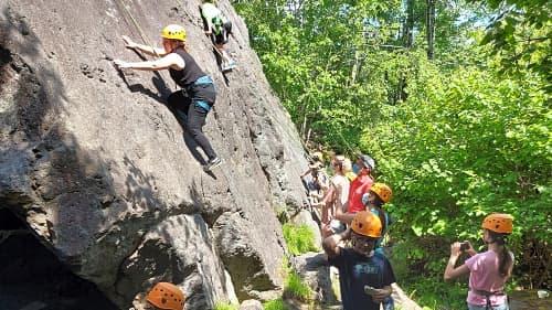 Photo de l'activité Aventure verticale - Groupe