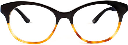 Link to product page for Vienna two-tone eyeglasses