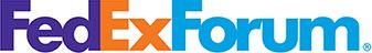 Image of FedEx Forum logo