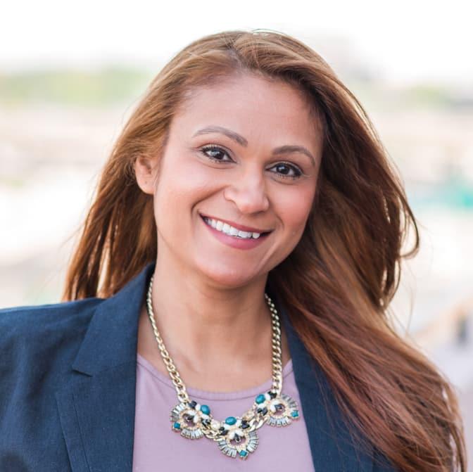 Tina Dyers Portrait