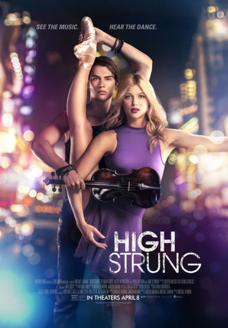 High Strung movie poster