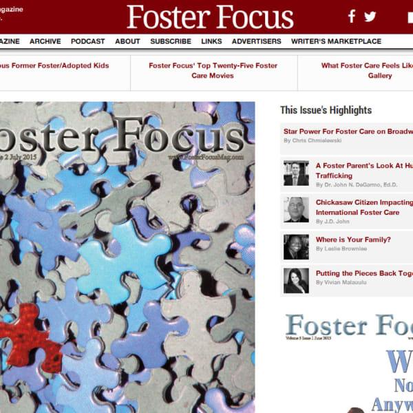 Foster Focus Magazine