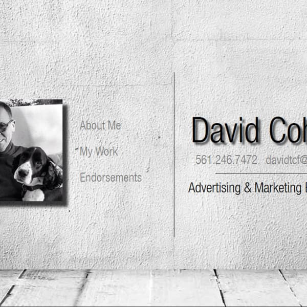 David Cohen, LTD