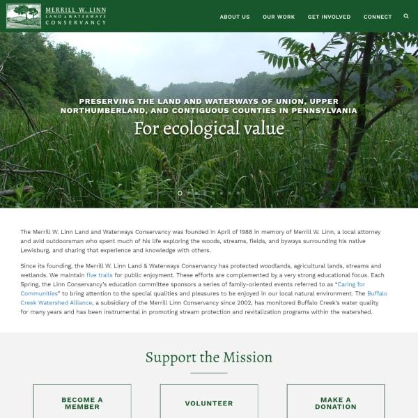 Merrill W. Linn Land & Waterways Conservancy