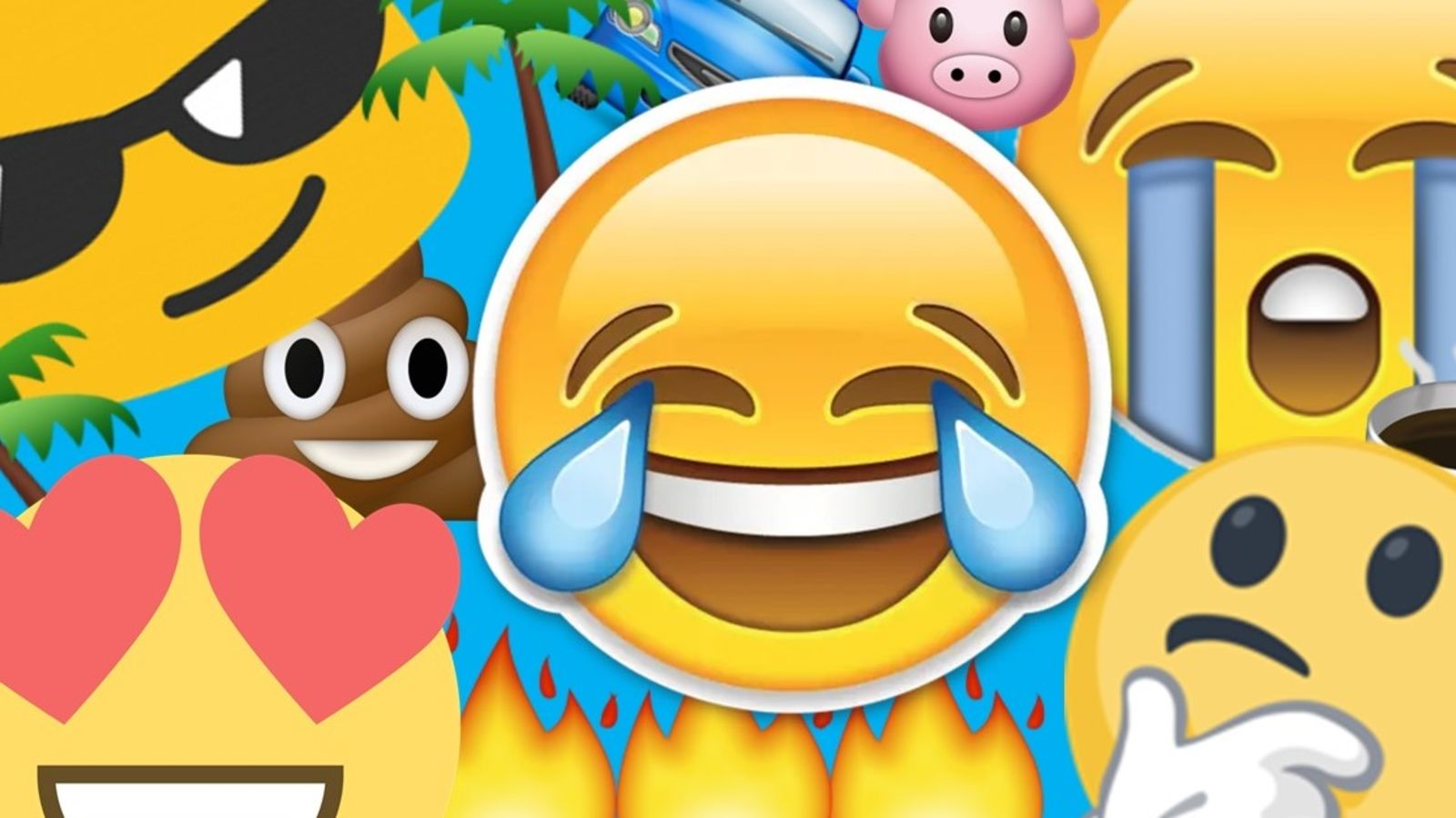 Where do emojis come from?