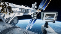 Spacewalking from the comfort of your armchair