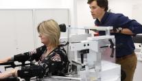 Neurorehabilitation: fighting strokes with robotics