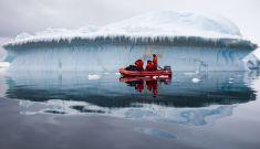 Virtual reality Antarctica premieres at Maritime Museum