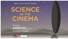 ASMR WA & Scitech present Science in the Cinema