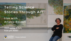 Telling Science Stories Through Art