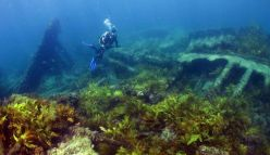 Volunteers use 3D imaging to map shipwrecks