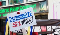 Sex workers in WA