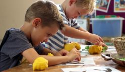 Teaching maths through play in preschool