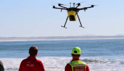 Westpac Little Ripper takes shark patrol to the skies