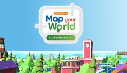 Scitech Map Your World Scavenger Hunt