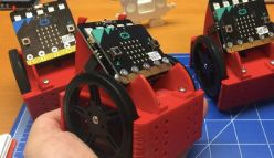 SOLDER Autumn Camp – Build Your own Remote Controlled Robot