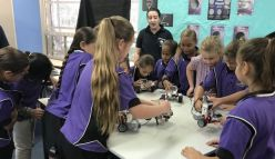 Girls RoboClub – Term 2 2019