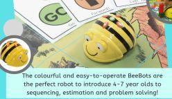 BeeBot Workshop – Coding for kids! (Age 4-7) Kelmscott