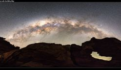 Perth Observatory – Milky Way Photography