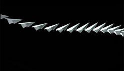 The physics of folding for flight