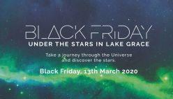 Black Friday Under the Stars