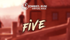 Zombies Run Virtual Race