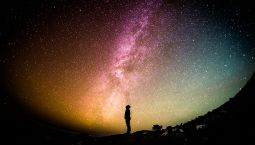 Is the origin of life just cosmic dust in the wind?