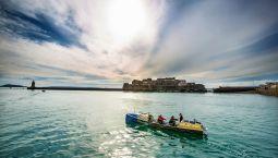 The 3,600 mile experiment: Parkinson's disease on the ocean