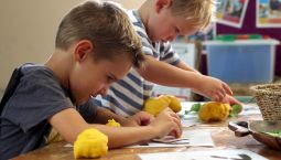 Teaching maths through play in preschool