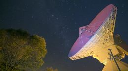 Supporting deep space missions from the bush