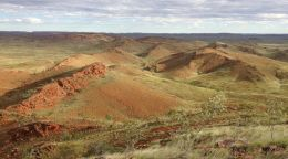 ​From the red dirt to the red planet