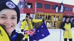 Private funds to support antarctic research