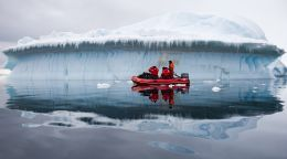 Virtual reality Antarctica premieres at Maritime Museum