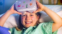 No more needle phobia with Virtual Reality