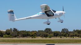 Aussie-first electric plane takes to WA skies