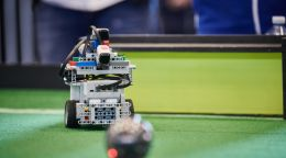 RoboCup Junior 2019: photo gallery