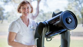 Astrotourism in rural WA