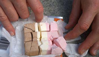 An astronomical myth—astronaut ice cream