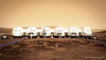Going to Mars and never coming back