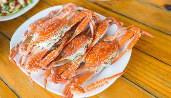 Mandurah crabbing goes to a whole new level
