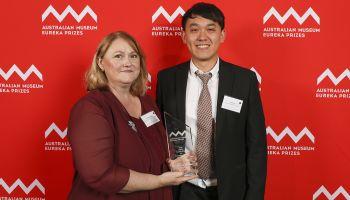 New WA test for leukaemia wins Eureka prize