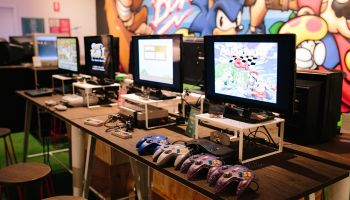 A visit to WA's shrine to old video games