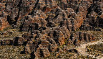 How the Bungle Bungles got their stripes