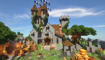 From lockdown to Block Town: local libraries serving Minecraft to kids