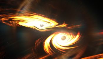 Catching waves: Inside the race to spot colliding black holes