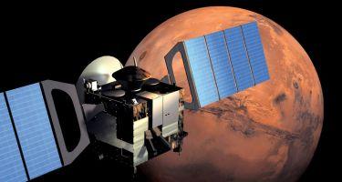 Mars Express . Credit: ESA