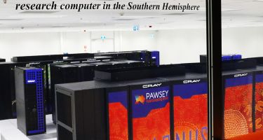 In addition to their work in national research, Pawsey Supercomputing Centre also hosts monthly tours for the public, which you can register for here .