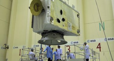 The Bepicolombo mission will see the European Space Agency and JAXA fly to Mercury, the least explored terrestrial planet in our Solar System.. Credit: ESA